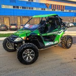 Тюнинг Arctic Cat WildCat 1000